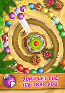 Download Marble Woka Woka 2018 - Bubble Shooter Match 3 2.0.03 APK