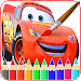 Download Mcqueen Coloring pages -Cars- 9.2.0 APK