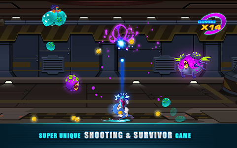 Download Mega Shooter: Infinity Space War (Galaxy Heroes) 1.0.9 APK