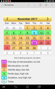 Download Menstrual Ovulation Calendar 17.0 APK