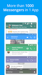 Download Messages, Text and Video Chat for Messenger 1.24 APK