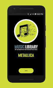 Download Metallica Music Library (Unofficial) 1.0 APK