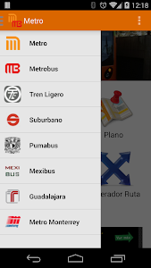 Download Metro y Metrobus de Mexico 4.4 APK