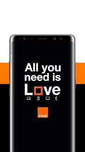 screenshot of Mi Orange version 6.6.2