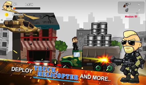 screenshot of Mini Militia Army War™ version 1.9