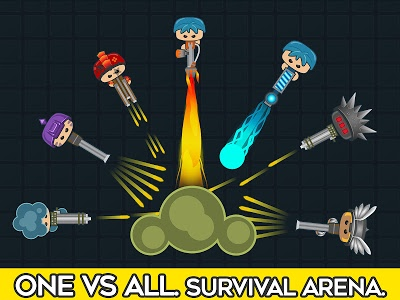 Download Mobg.io Survive Battle Royale 1.7.1 APK