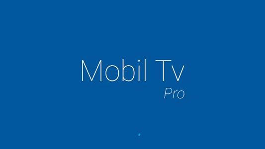 Download Mobil TV Pro 4.0.0 APK