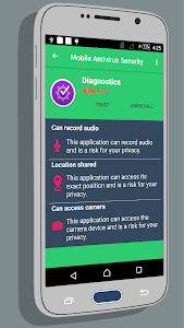 Download Mobile Antivirus Security 1.1 APK
