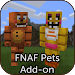Download Mod FNAF for Minecraft PE - 5 Nights at Freddy's 1.5 APK