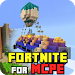 Download Mod of Fortnite Battle Royale for MCPE 1.0 APK
