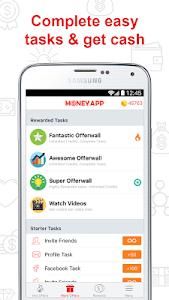 screenshot of Money App - Cash for Free Apps version 2.9
