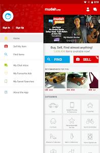 screenshot of Mudah.my - Buy & Sell Preloved Items version Varies with device