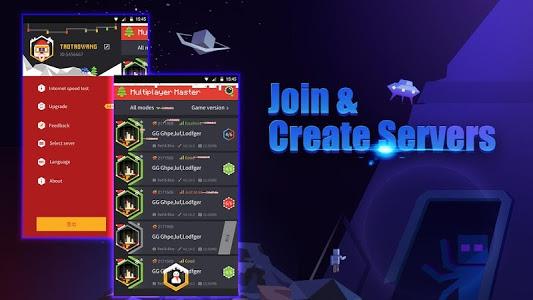 screenshot of Multiplayer for Minecraft version 1.2.31