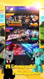 Download Multiplayer for Minecraft PE - MCPE Servers 1.2.102 APK
