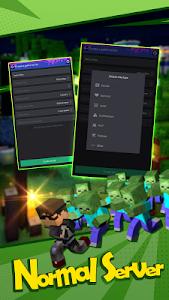 screenshot of Multiplayer for Minecraft version 1.2.51