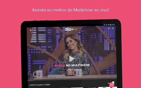 screenshot of Multishow Play version 4.9.0