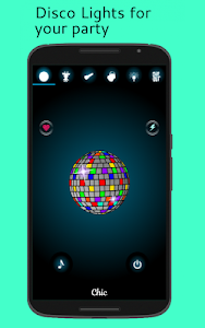 Download Music Light: Flashlight, Strobe & Music Visualizer 8.7 APK