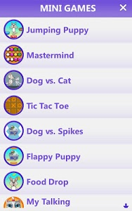 screenshot of My Talking Dog – Virtual Pet version Varies with device