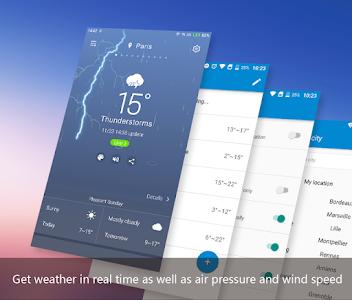 Download APE Weather ( Live Forecast) 7.1.34.29 APK