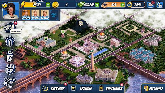 screenshot of NCIS: Hidden Crimes version 2.0.3
