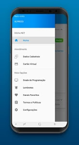 screenshot of Minha NET version 6.2.0