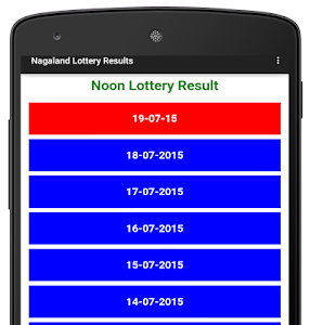 Download Nagaland Lottery Results 2.0 APK