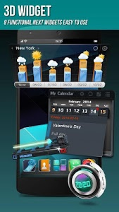 Download Next Launcher 3D Shell Lite  APK