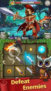 screenshot of Next Sword version 1.1