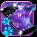 Download Night Sky Spirit Wolf Launcher Theme 1.1.3 APK