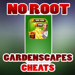 Download No Root Coins For Gardenscapes prank 1.0 APK