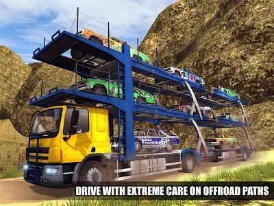 Download OffRoad Derby Car Transport- Truck Driver 1.0 APK