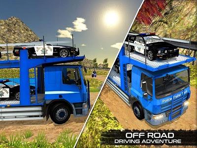 Download OffRoad Police Transport Truck 2.2 APK