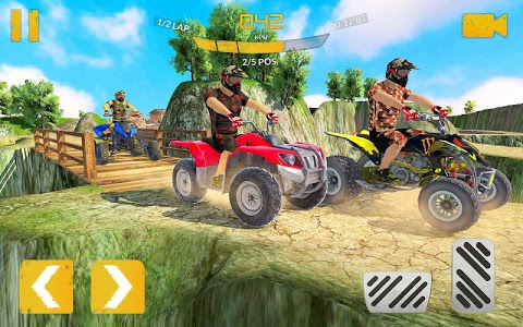 screenshot of Quad Bike OffRoad Mania 2018 version 1.0.11