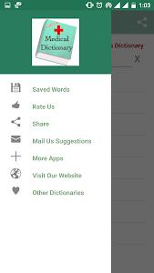 Download Offline Medical Dictionary 1.0.1 APK