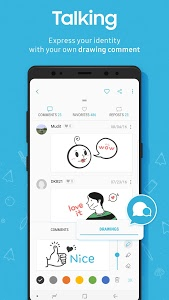 Download PENUP - Share your drawings 3.0.01.4 APK