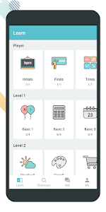 Download Learn Chinese - Pandarow 1.16.3 APK