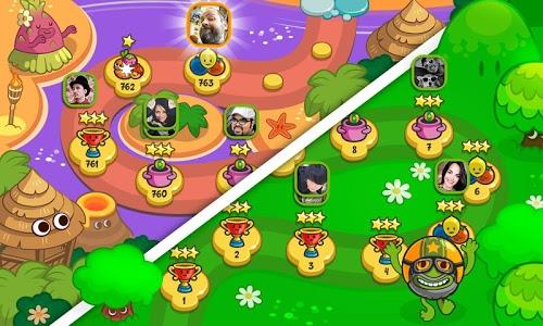 screenshot of Papa Pear Saga version 1.93.1