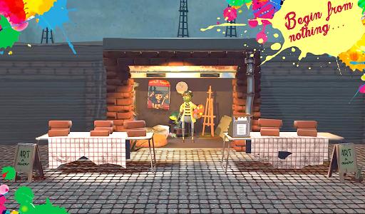 screenshot of Passpartout: path to artist's glory version 1.1