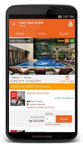 screenshot of Pegipegi.com - Hotel & Flight version 1.6.4
