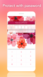 screenshot of My Calendar - Period Tracker version 6.1.1