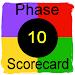 Download Phase 10 Scorecard 1.5.4 APK