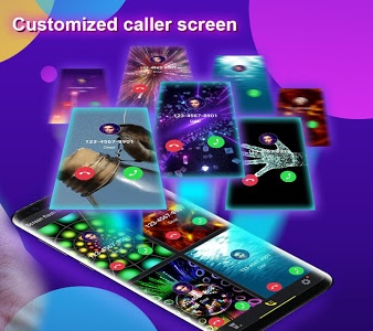 Download Phone Color Screen - Colorful Call Flash Themes 1.3.5 APK