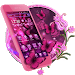 Download Pink Neon Butterfly Theme 1.1.6 APK