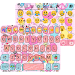 Download Pink Pop Emoji Keyboard Wallpaper 1.0.8 APK