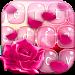 Pink Rose Keyboard