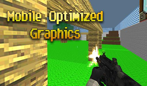 Download Pixel Combat Multiplayer HD 3.5 APK