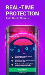 screenshot of Power Security-Anti Virus, Phone Cleaner version 2.0.6