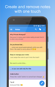 Download Private Notepad - notes and lists 4.2.0 APK