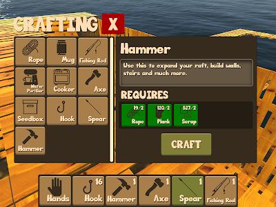 Download Raft Survival Simulator 1.6.1 APK