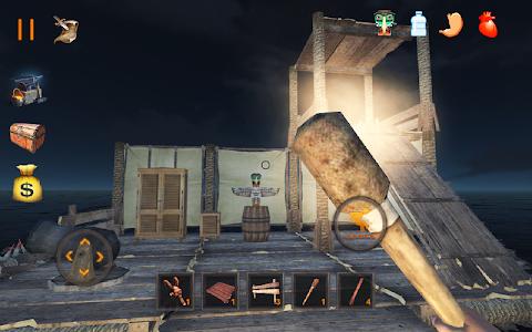screenshot of Raft Survival: Ultimate version 8.6.0